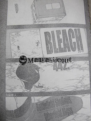 BLEACH RAW SCANS 442 Bleach Confirmed Spoilers is here