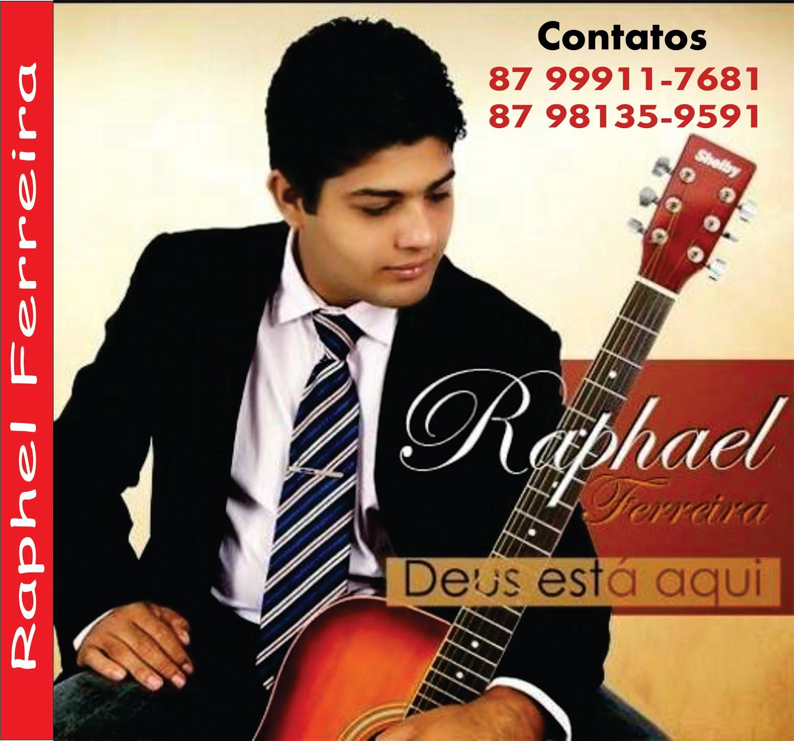 Cantor Raphel Ferreira