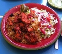 Kebab Shack dish Chicken Tandoori