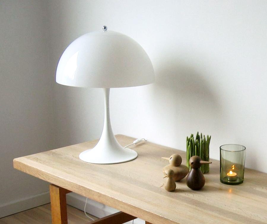 decor me mch panthella lamp de verner panton. Black Bedroom Furniture Sets. Home Design Ideas