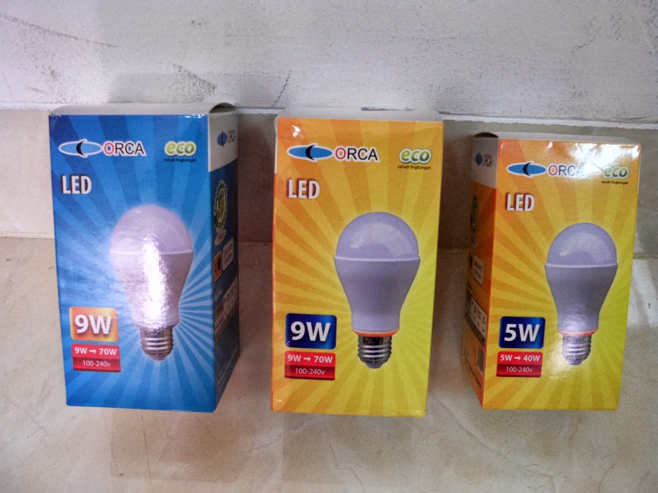 ORCA LED BULBS