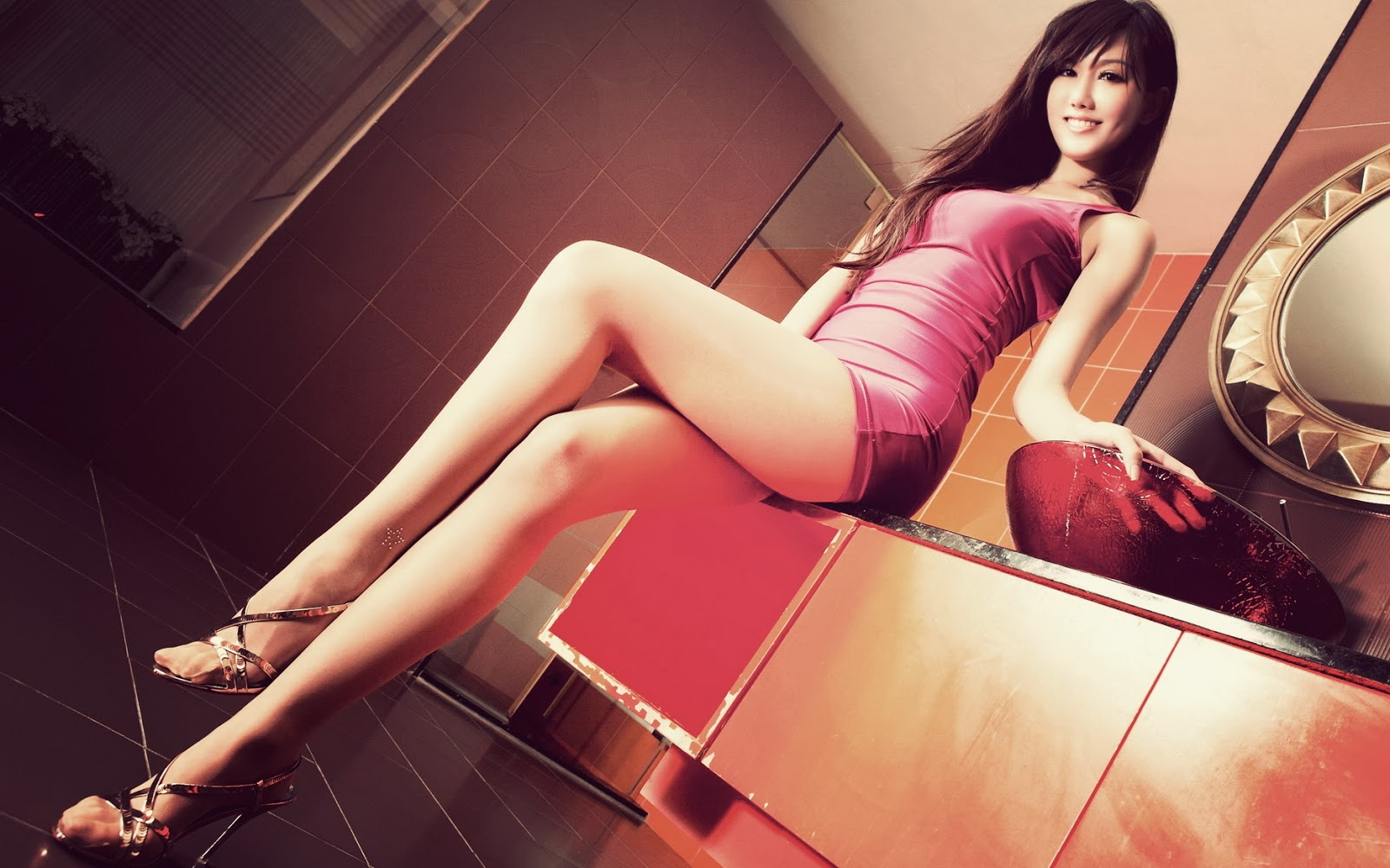 Sexy Asian Girls Wallpapers