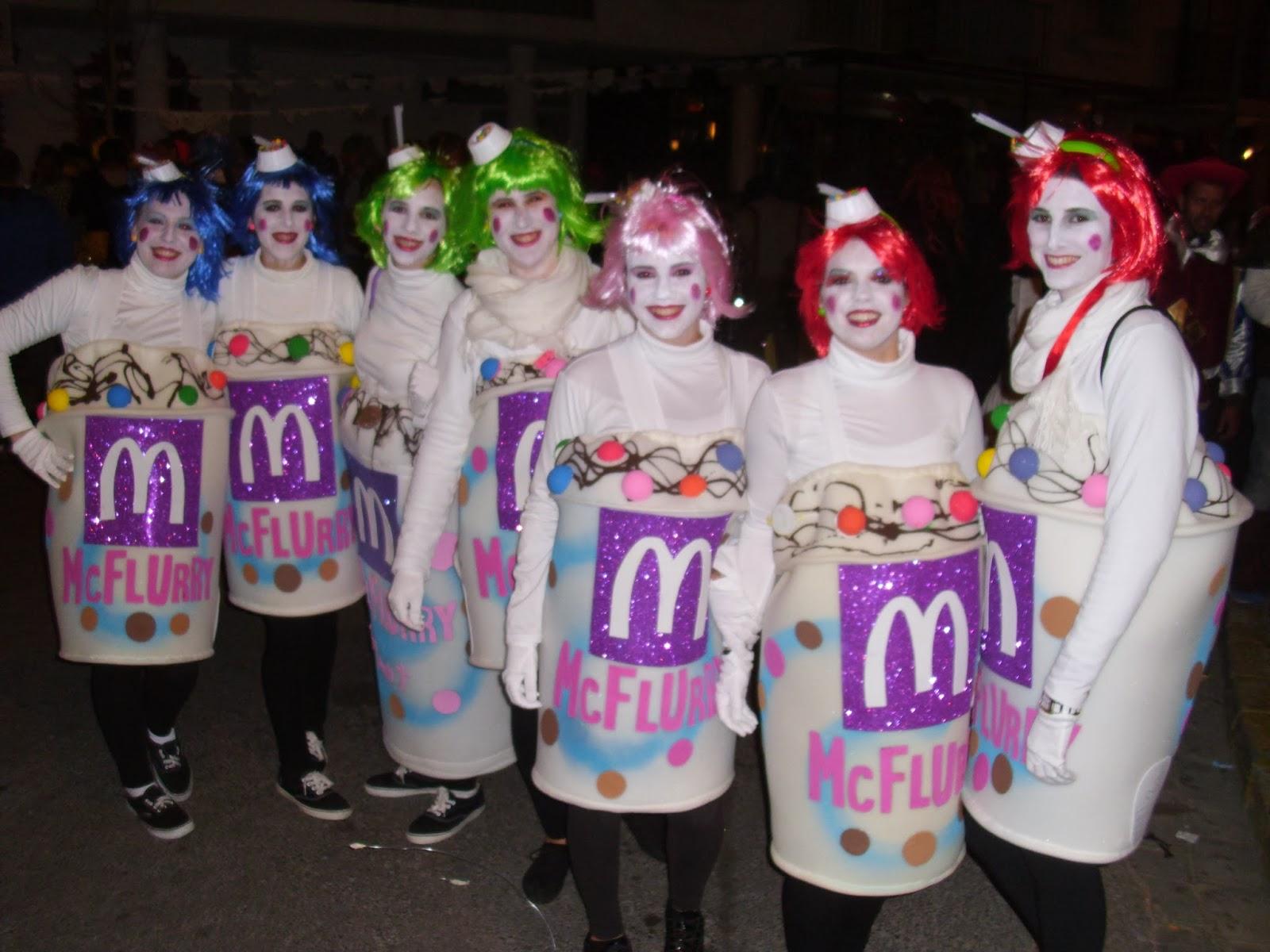 Los 10 disfraces originales caseros que ms triunfan en Carnaval