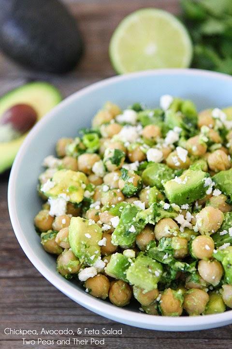 http://www.twopeasandtheirpod.com/chickpea-avocado-feta-salad/