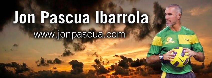 Jon Pascua Ibarrola