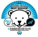 "Breakbeat Junkie vs DJP ""Time To Roll"" EP"