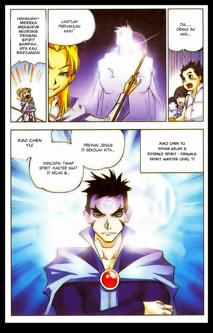 Soul Land Chapter 8