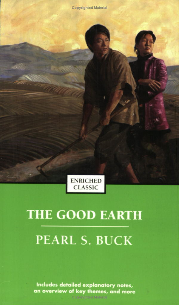 a summary of the book the good earth by pearl s buck Title: the good earth  author name: pearl s buck categories: literature mm, publisher: washington square pr: january 1983 book condition: used - acceptable.