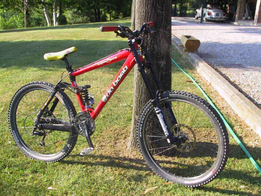 Sepeda Gunung MTB Freeride | Gambar Sepeda Gunung MTB