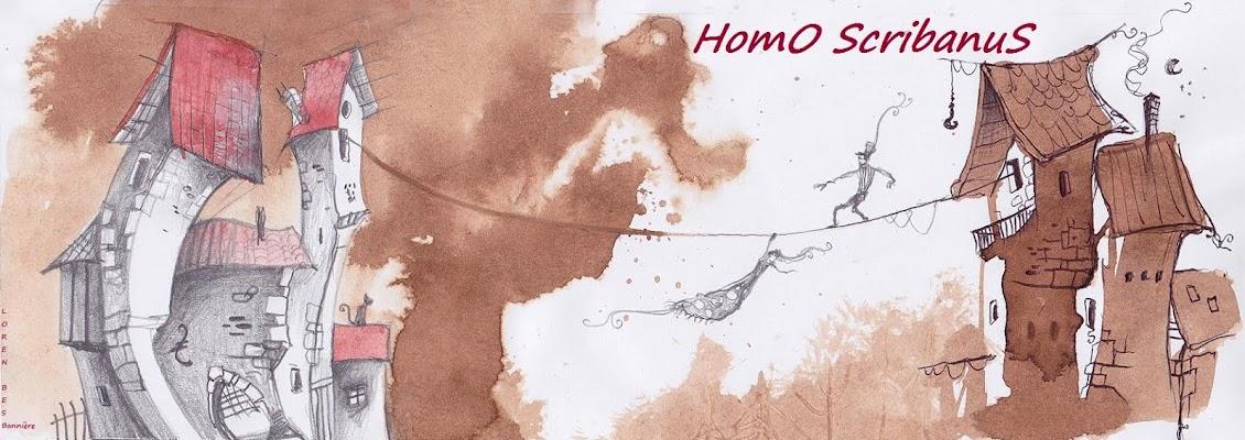 HomO ScribanuS