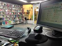 Software TPV para tienda de telefonos movil