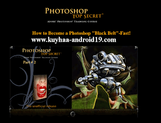EBOOK PHOTOSHOP TOP SECRET ENGLISH