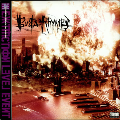 busta rhymes ele album cover - busta hip hop music albums
