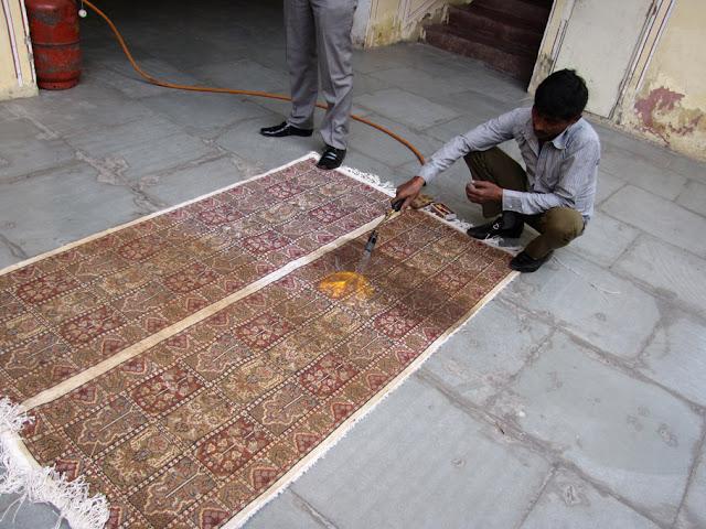 India - artesanía