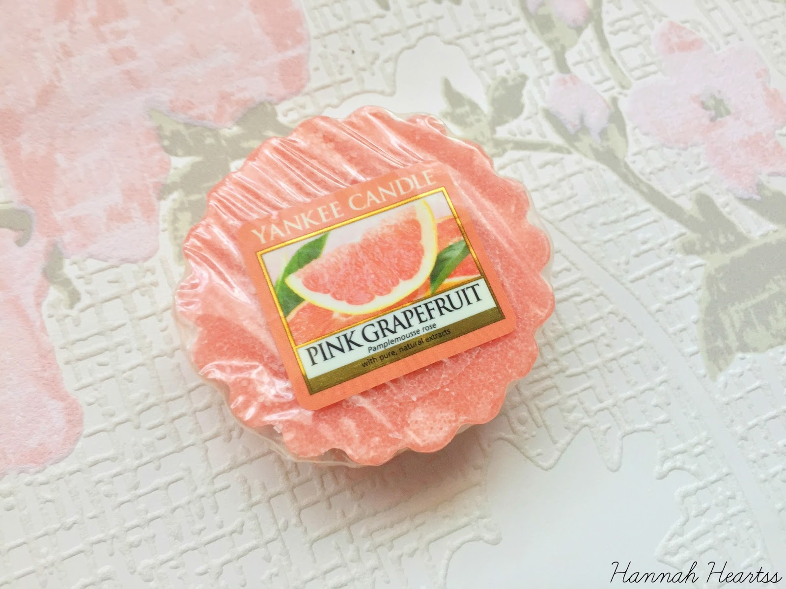 Yankee Candle Pink Grapefruit Tart