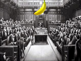 Μπανάνα, χιμπατζήδες και παγωμένο νερό [Video]