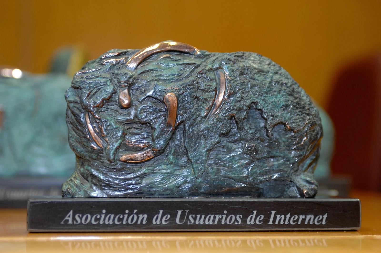 Premios Asociación Usuarios de Internet