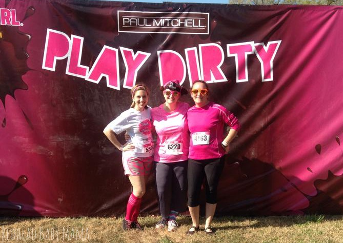 Atlanta Dirty Girl Mud Run 2014