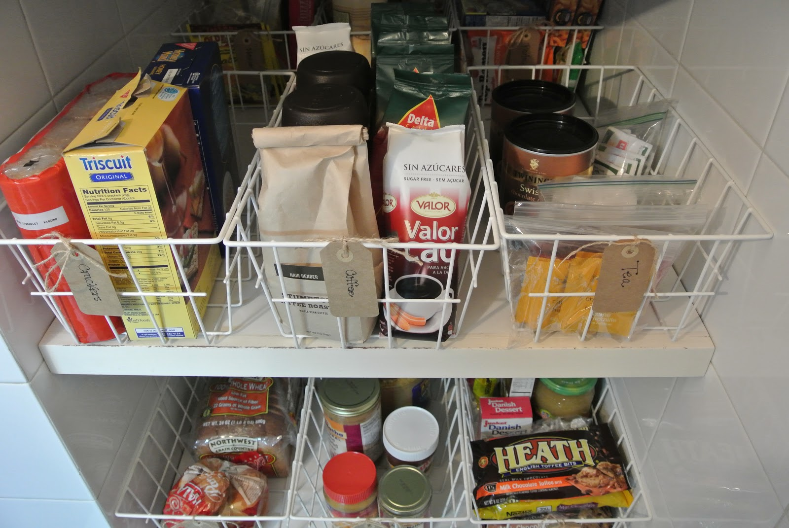 Cupboards Organization - Morganize with Me & Organizing a Pantry with Deep Shelves for Everyday Use