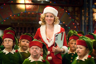 Elizabeth Banks Holiday Spirit Pics, Elizabeth Banks Christmas Spirit Pics