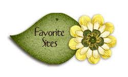 Favorite sites