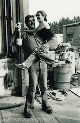 carrie fisher peter mayhew