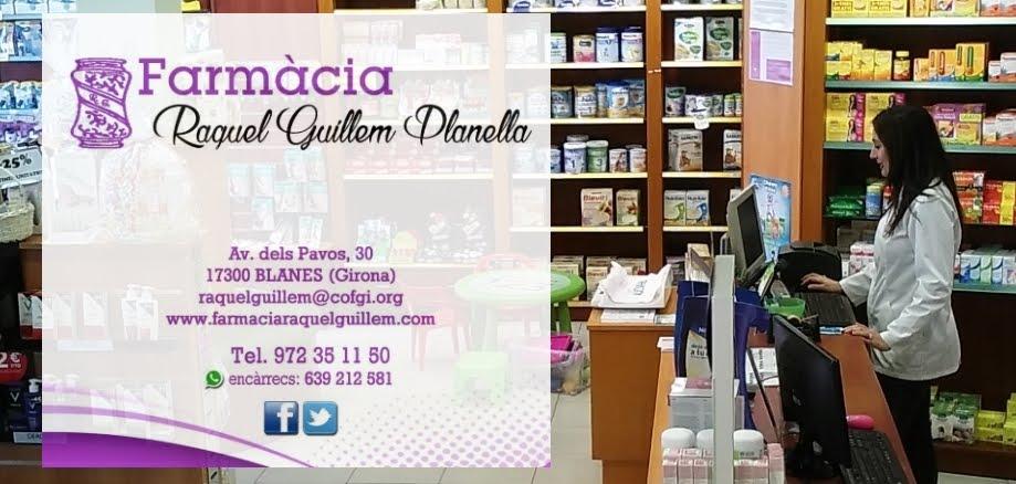 farmàcia Raquel Guillem
