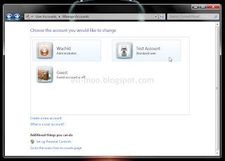 Bagaimana Cara Menghapus Akun Pengguna di Windows 7 dan Windows Vista