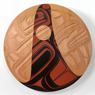 http://www.lattimergallery.com/products/skaana-killerwhale-red-cedar-panel