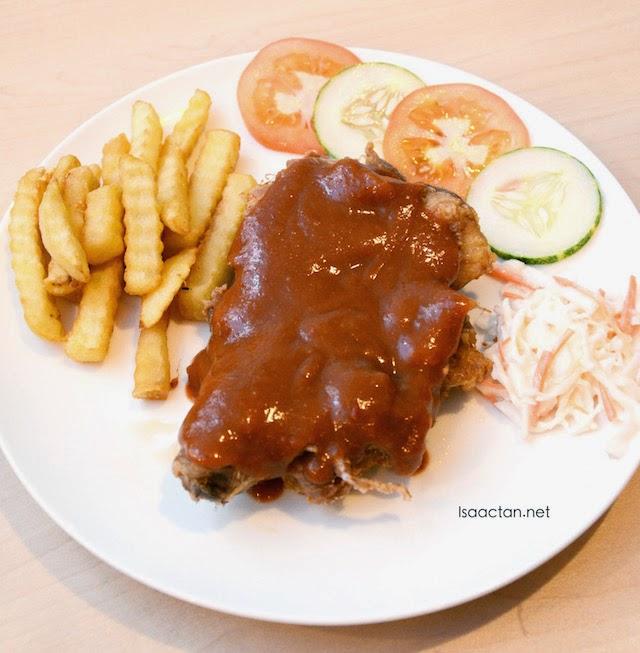 Aunty Chicken Chop (RM 12.90)