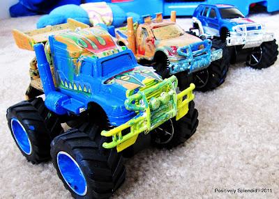 Creativity for Kids Monster Trucks