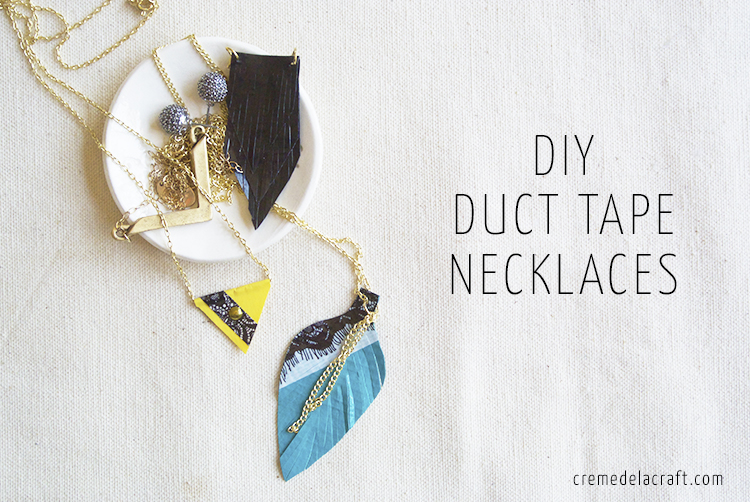 length duct tape lengths best what the common me is for com most ducttapeanddenim necklace