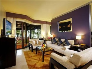 Dusit Thani Laguna Hotel Phuket, Guest room interior