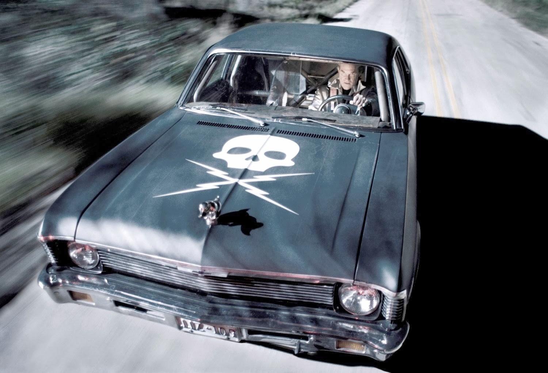 Found the cult Chevrolet Malibu Tarantino 16