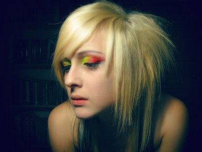 emo girl hairstyle pictures. New Emo Girls Hairstyles