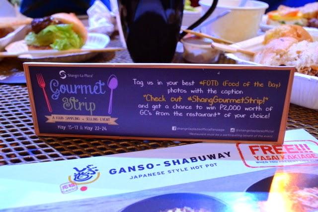 #ShangGourmetStrip
