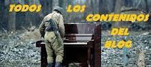 TODOS LOS CONTENIDOS DEL BLOG  PRESENTADOS DE FORMA CLARA Y FÁCIL