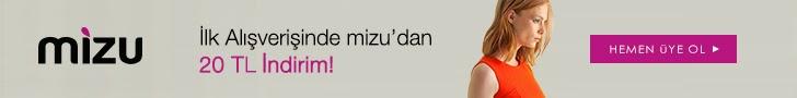 Mizu'dan İndiriminiz