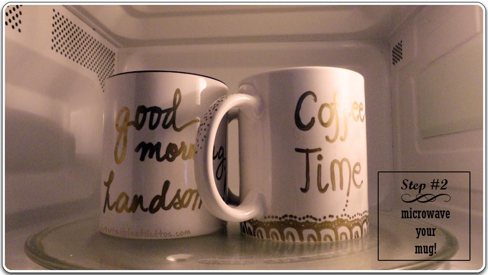 Microwave Mug