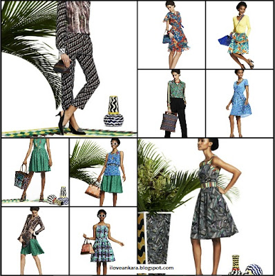 Duro Olowu jcpenney collabo - Spring 2013 Lookbook - iloveankara.blogspot.co.uk