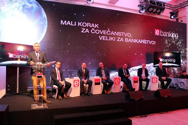 Predstavljanje #Ebanking sistema i panel diskusija
