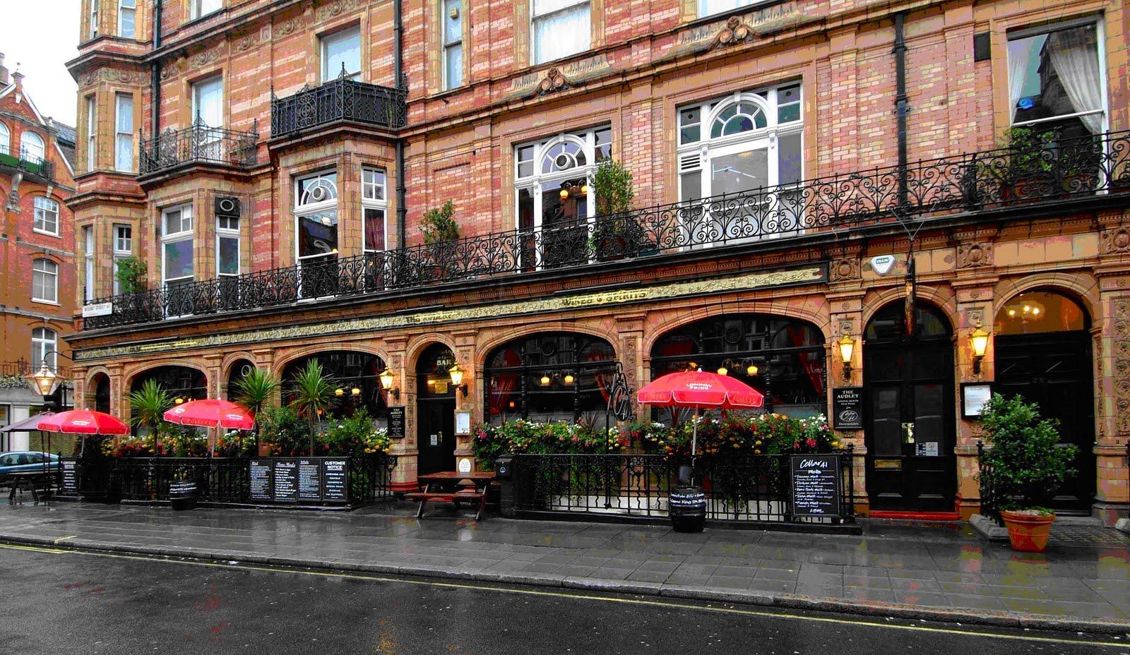 Hotels In London Mayfair Area