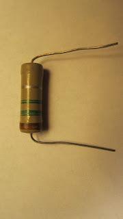 Resistor para hacer una inductancia