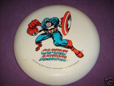 capt america disc