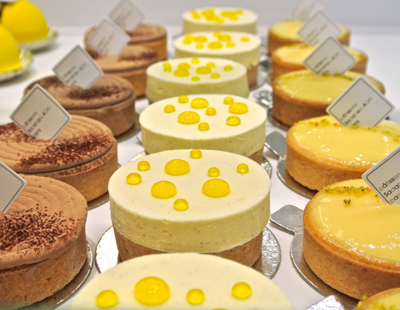 The Fusion Of French And Japanese Pastry: Sadaharu Aoki In Paris | The ...