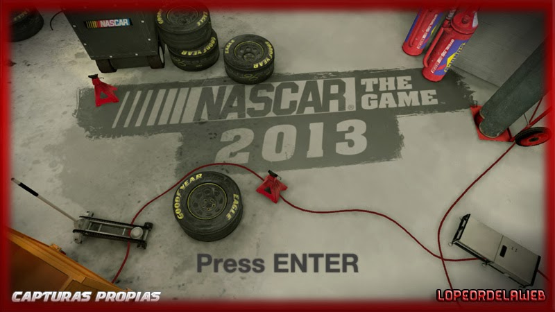 NASCAR The Game 2013 - Ingles - [MG]