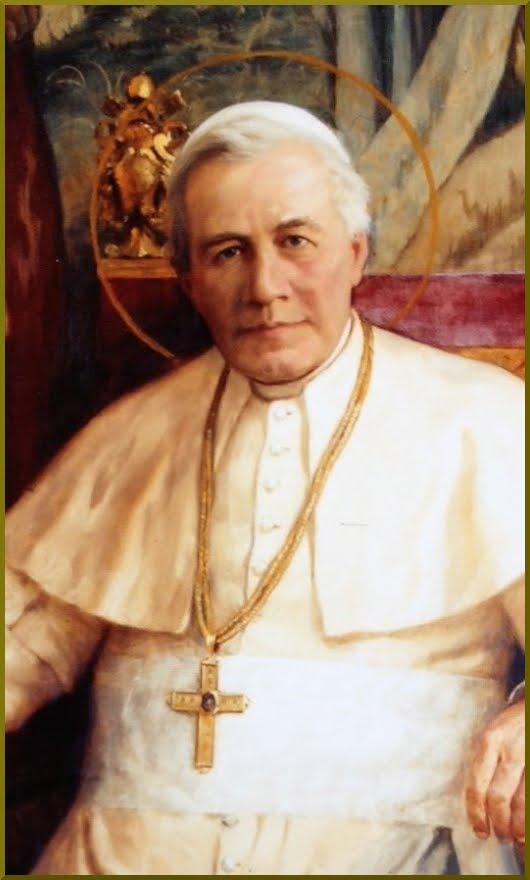 Página dedicada al último Papa Santo