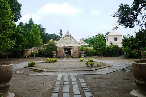 Taman Sari Jogja | Taman Sari Yogyakarta - Gedhong Sekawan