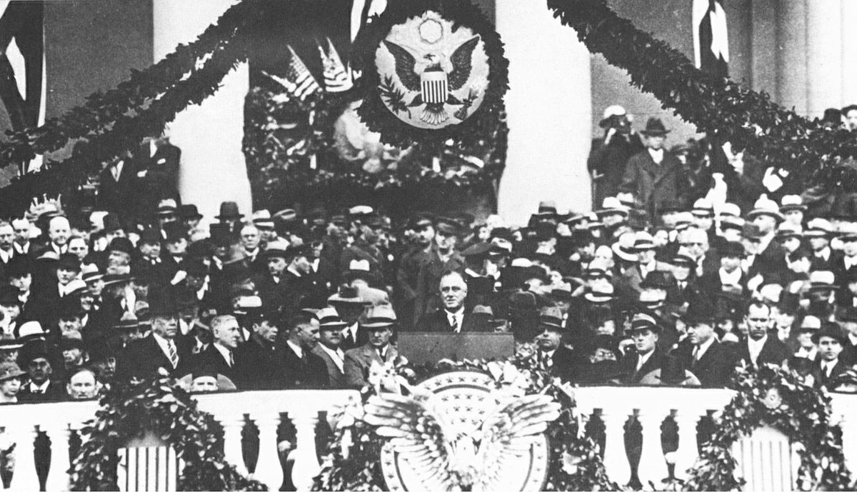 first inaugural address lincoln summary