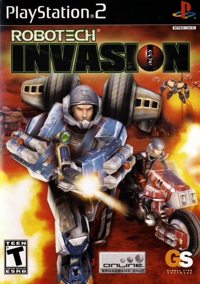 Robotech - Invasion Ps2 Iso www.juegosparaplaystation.com